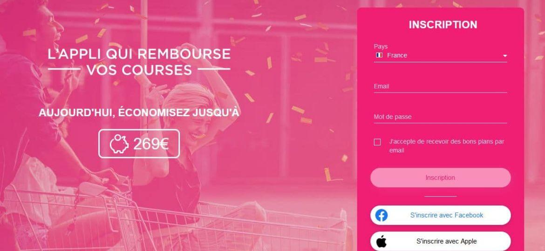 shopmium : code parrainage